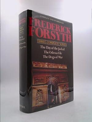 Frederick Forsyth Three Complete Novels: The Day: Forsyth, Frederick