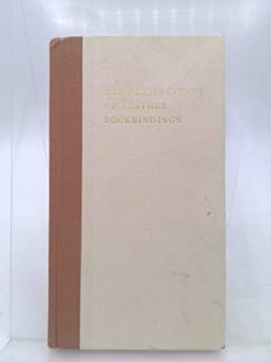 The Preservation of Leather Bookbindings: H. J. Plenderleith