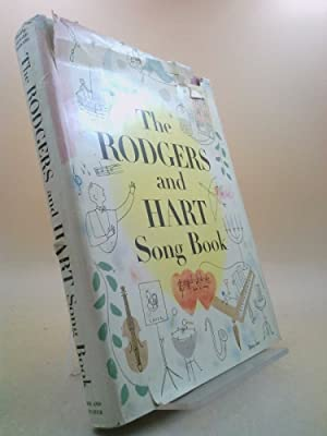 The Rodgers and Hart Song Book: Richard Rodgers; Lorenz