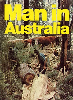 Man in Australia: Harris, Donald Dunstan