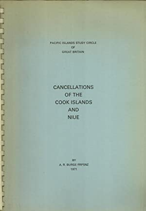 Cancellations of the Cook Islands and Niue: Burge, A. R.