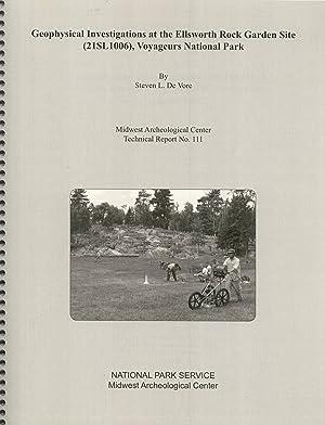Geophysical Investigations at the Ellsworth Rock Garden Site (21SL1006), Voyageurs National Park: ...