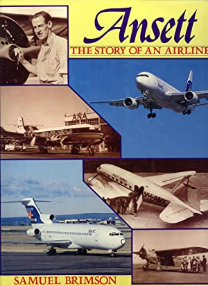 Ansett, the Story of an Airline: Brimson, Samuel