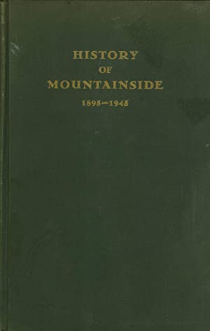 History of the Borough of Mountainside, Union County, New Jersey, 1895-1945: Jean Hesketh Hershey