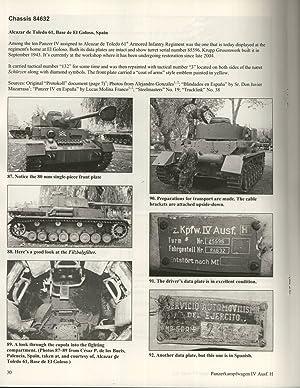 Panzer Survivors: Panzerkampfwagen IV Ausf. A-J: Will Phelps & Rudi Schoeters