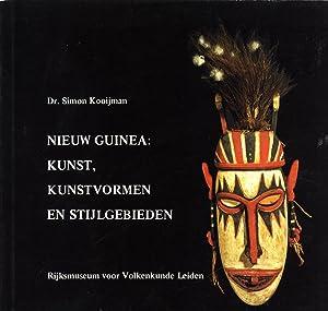 Nieuw Guinea: Kunst, Kunstvormen en Stijlgebieden: Kooijman, Simon