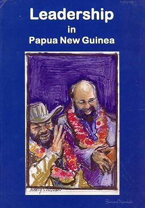Leadership in Papua New Guinea: Bernard Narokobi (Author), Nancy Sullivan (Editor)