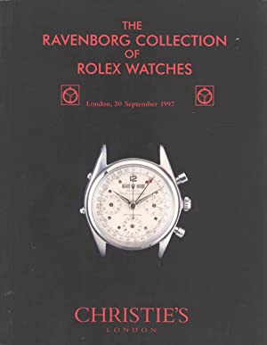 The Ravenborg Collection of Rolex Watches, London, 30 September 1997