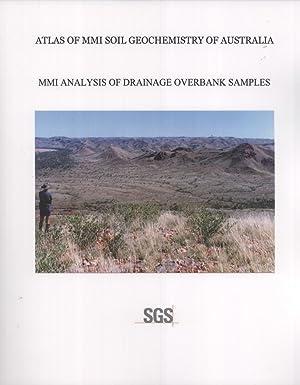 Atlas of MMI Soil Geochemistry of Australia: MMI Analysis of Drainage Overbank Samples: Mann, Alan
