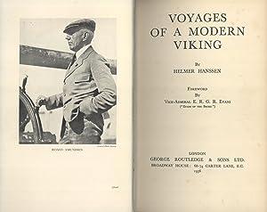 Voyages of a Modern Viking: Hanssen, Helmer
