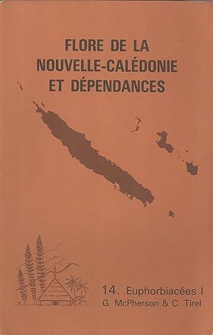 Flore De La Nouvelle-Calédonie Et Dépendances: 14. Euphorbiacées I: Gordon ...