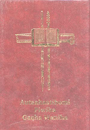Autaahaatihomi Piwiha Gaaha Waniha (The New Testament in the Angataaha Language, Morobe Province, ...