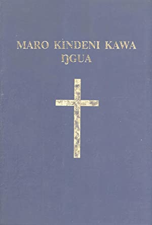 Maro Kindeni Kawa Ngua (The New Testament and Psalms in the Sio Language of Morobe Province, Papua ...