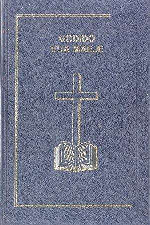 Godido Vua Maeje: Barai Old Testament Books - Genesis, Exodus, Numbers, Joshua, Ruth, Nehemiah, ...