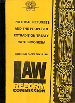 Political refugees and the proposed extradition treaty: Amankwah, H. A.