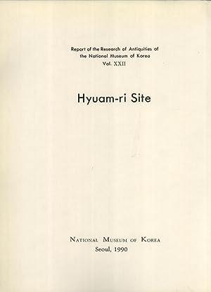 Hyuam-ri Site (Report of the Research of Antiquities, 22): Yun Mu-byong; Han Yong-hui; Chong ...