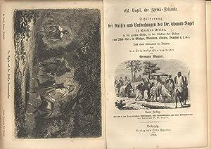 Schilderung der Reisen und Entdeckungen des Dr. Eduard Vogel in Central-Afrika: in der großen...