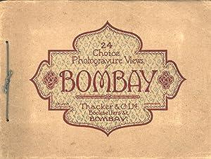24 Choice Photogravure Views of Bombay