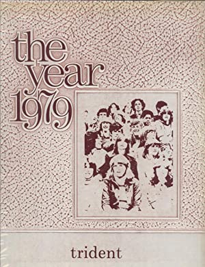 Yearbook: 1979 Upper Heyford American High School Trident Yearbook, Upper Heyford England