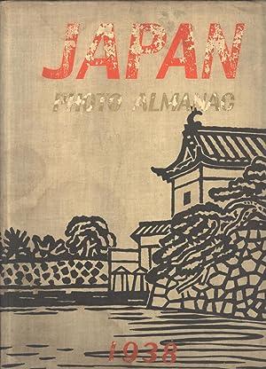 Japan Photo Almanac 1938