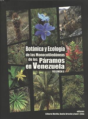 Botánica y Ecología de las Monocotiledeoneas de los Páramos en Venezuela: ...
