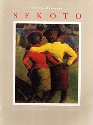 Gerard Sekoto: Unsevered Ties, Johannesburg Art Gallery, 1.11.1989-10.2.1990: Spiro, Lesley