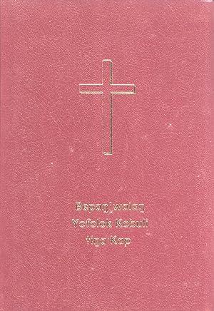 Bepan'walan Yofolok Kobuli Tina Kap (The New Testament and Psalms in The Numanggang Language, ...