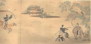 Kokka No. 394, March 1923: Shizuya Fujikake; Sentarô Sawamura; Seiichi Taki