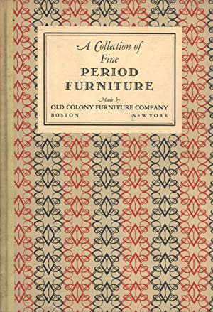 A Collection of Fine Period Furniture Made By Old Colony Furniture Company
