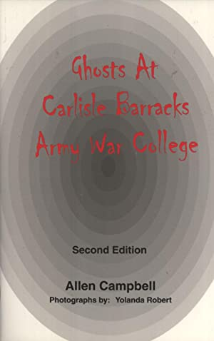 Ghosts at Carlisle Barracks Army War College, including Lucy Pretty Eagle and Jim Thorpe, A ...