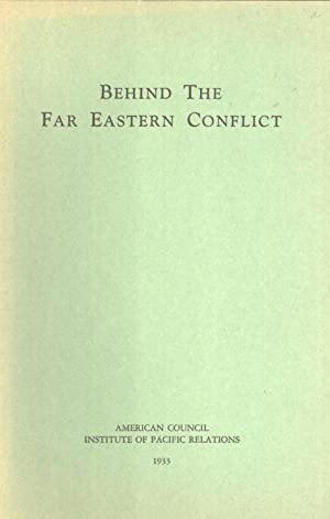 Behind the Far Eastern Conflict: Joseph Barnes & Frederick V. Field