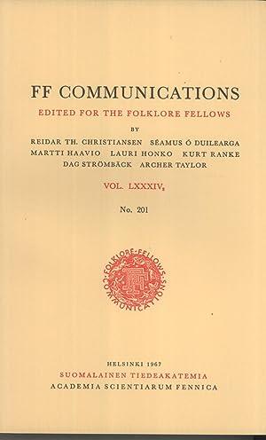 Der böse Blick im Lichte der finnischen Überlieferung (FF Communications, 201): Toivo ...