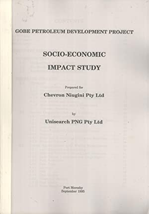 Gobe Petroleum Development Project: Socio-Economic Impact Study