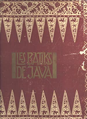 Les Batiks De Java: Quarante-Six Planches: Réal, Daniel