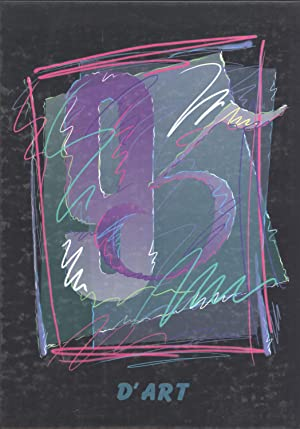 Interlochen Arts Academy 1995 D'Art (Yearbook)