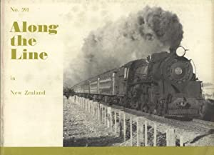 Along the Line in New Zealand: Richardson, J. (editor)