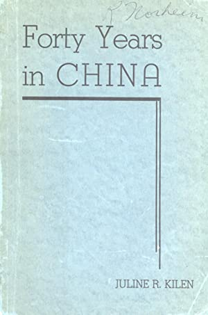 Forty Years in China: A Brief History of the Church of the Lutheran Bretheren Mission work in China...