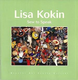 Lisa Kokin: Sew to Speak, February 6: Robert Simons (Author),