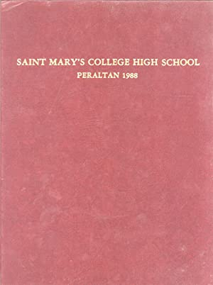 Saint Mary's College High School Peraltan 1988 Yearbook
