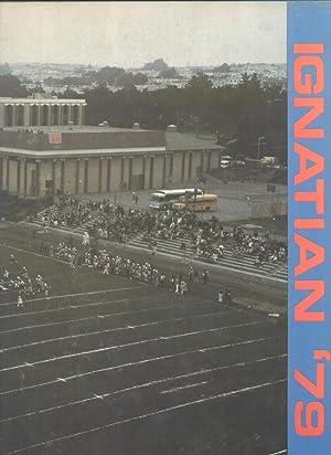 Saint Ignatius College Preparatory - Ignatian Yearbook 1979
