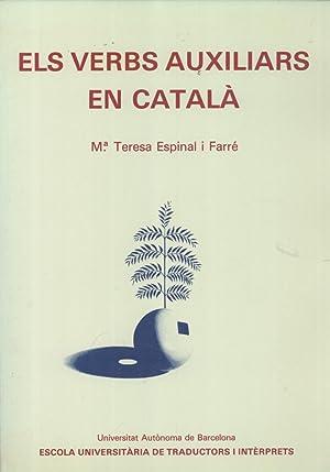 Els Verbs Auxiliars en Català (Monografies de Quaderns de Traducció i Interpretaci&...