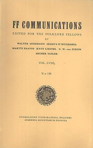 Die Metrik des Kalevala-Verses (FF Communications, 139): Matti Sadeniemi