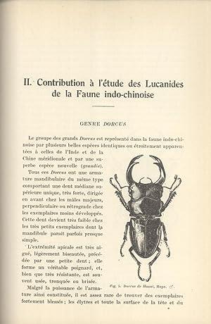 Études sur les Coléoptères Lucanides du Globe: Robert Didier