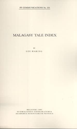Malagasy Tale Index (FF Communications, 231): Haring, Lee