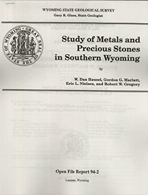 Study of Metals and Precious Stones in: Hausel, W. Dan