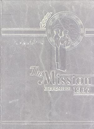 Mission High School Yearbook 1937