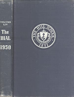 The Hill School Yearbook 1950