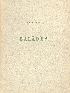 Balades: Teodors Zeltins
