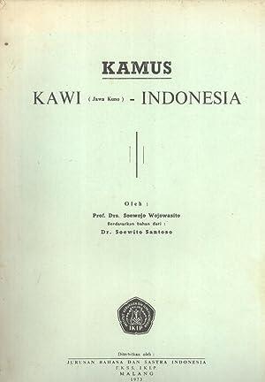 Kamus Kawi (Jawa-Kuno)-Indonesia: Soewojo Wojowasito