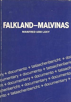 Falkland-Malvinas: Documentary: Manfred Udo Laxy